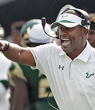 Willie Taggart takes over as the new coach of the Oregon Ducks.