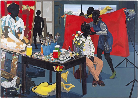 "Inspired by ""Kerry James Marshall: Mastry,"" there are several special conversations and events happening now at The Metropolitan Museum of ..."