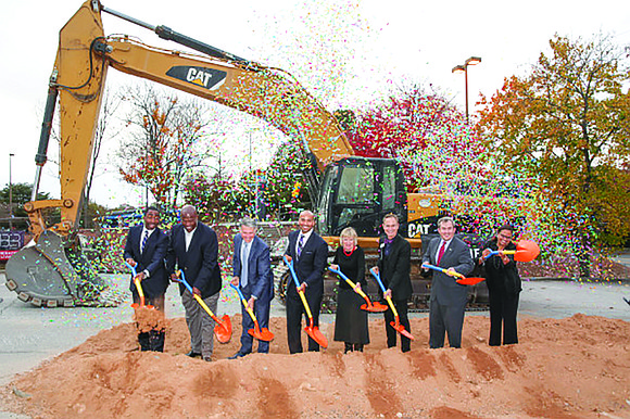 A $120 million transit-oriented development soon will be rising from the ground at the Avondale station in Decatur. MARTA, Columbia ...