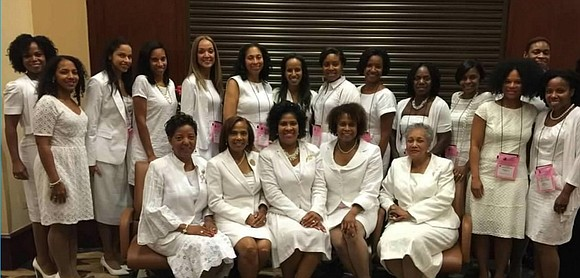 The Associates of the Houston Chapter of Jack and Jill of America, Inc., will give a tribute to 31 young ...