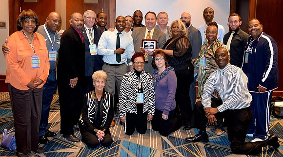 Thornton Township received the Illinois Township of the Year award at the annual Township of Illinois Annual Educational Conference in ...