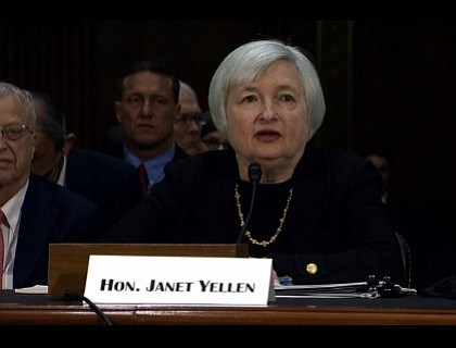 Federal Reserve Chair Janet Yellen sent a clear message to young Americans on Monday: Get a college degree.