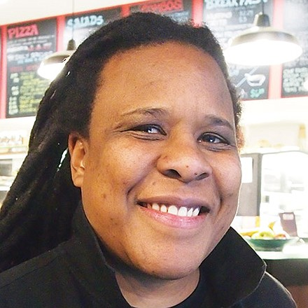I'd like to see and hear about a multitude of new local initiatives to combat the injustices we're likely to see with the Trump administration. — Nia Evans, Executive Director, Cambridge