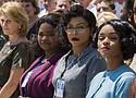 """""""Hidden Figures"""" starring Taraji P. Henson, Octavia Spencer and Janelle Monae"""