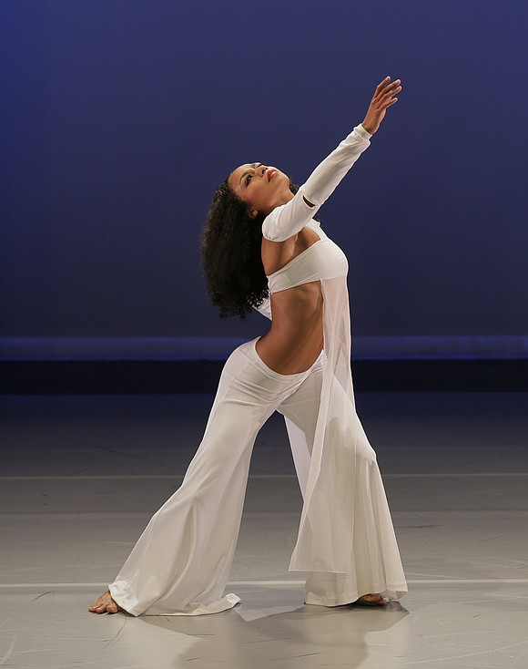 Blessed. That's the first word that comes to mind during the Alvin Ailey American Dance Theater's City Center season. It ...
