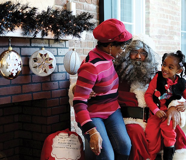 Sharing with Soul Santa //