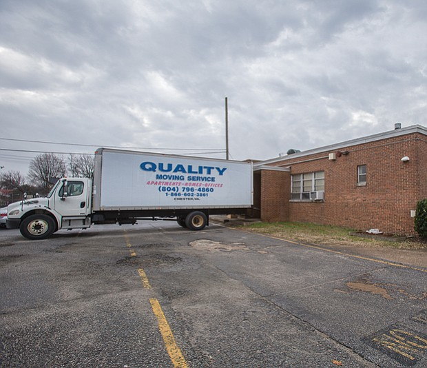 Personnel are being relocated to two sites — the reopened Ruffin Road school building in South Side and the third floor at the Richmond Alternative School in Jackson Ward.