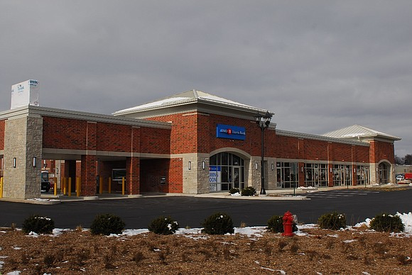 Romeoville's Uptown Square retail center has its first tenant open for business.