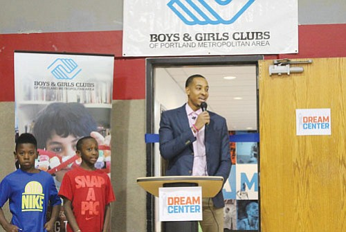 Portland Trail Blazers guard CJ McCollum has received the NBA Cares Community Assist Award presented by Kaiser Permanente in recognition ...
