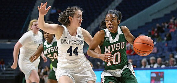 SWAC Women's Basketball Recaps - December 28