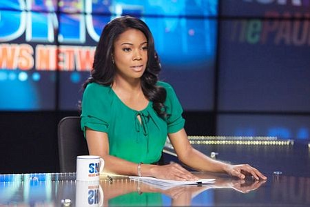 "Despite the off-screen drama between ""Being Mary Jane's"" star Gabrielle Union and the show's network (she is suing BET for ..."