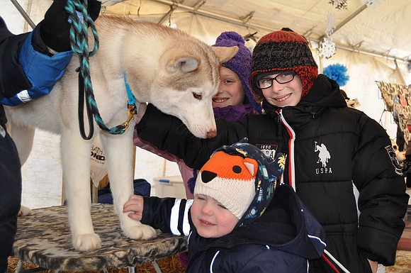 Mush in to the heart of winter with Will County Forest Preserve's celebration of the sport of dog sled racing ...