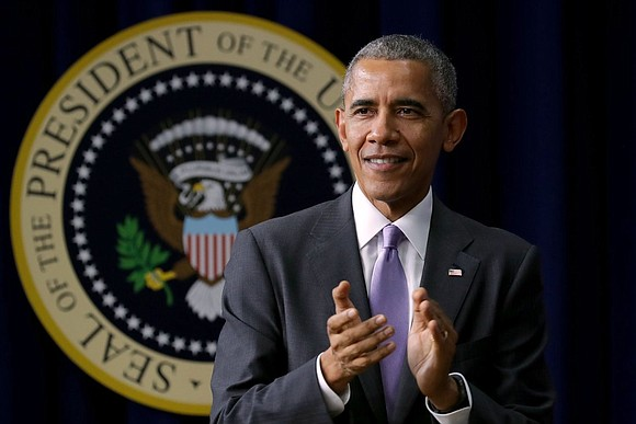 For the ninth year in a row, respondents to a Gallup poll ranked President Barack Obama as the most admired ...