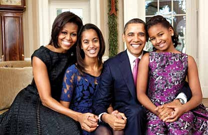 SEATTLE-- Americans would most like to be neighbors with the Obamas in 2017, according to the 10th annual Zillow® Celebrity ...