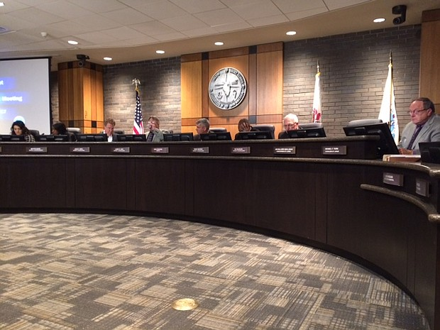 The Joliet City Council