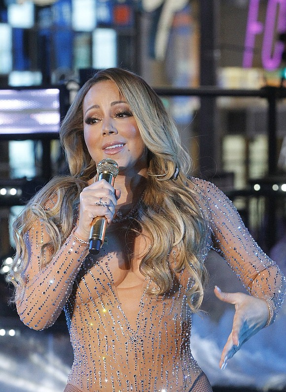 Mariah Carey is breaking her silence on her botched New Year's Eve performance.