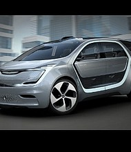 Chrysler unveiled its Portal concept car at the Consumer Electronics Show Tuesday, and it has a long list of features based on 20 years of research into exactly what Millennials want from a car, according to Fiat Chrysler.