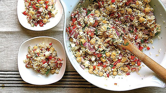 There's good reason to get to know wheat berries — they're crunchy, nutritious, versatile and hold up well in salads, ...