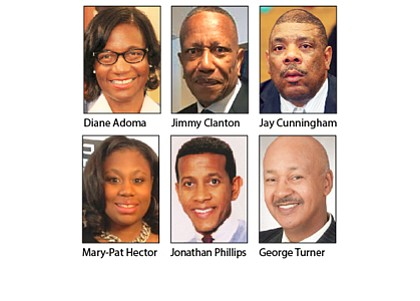 six more candidates have announced their intentions to see elective offices in the city of Stonecrest. They are former School ...