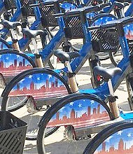 Baltimore Bike Share was launched in October 2016 with 21 stations and 185 bikes and has been a hit with residents. The program is run by the Office of the Mayor and the Baltimore Department of Transportation. Riders took more than 5,800 trips and rode 8,000 miles in the first 30 days of operation, The program is set to expand to 50 stations and 456 bikes in the spring of 2017,
