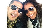 Janet Jackson and husband Wissam Al Mana