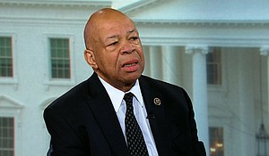 Reflecting on the legacy of President Barack Obama, Rep. Elijah Cummings spoke Tuesday, January 10, 2017 of his pride in what America's first black president has accomplished.