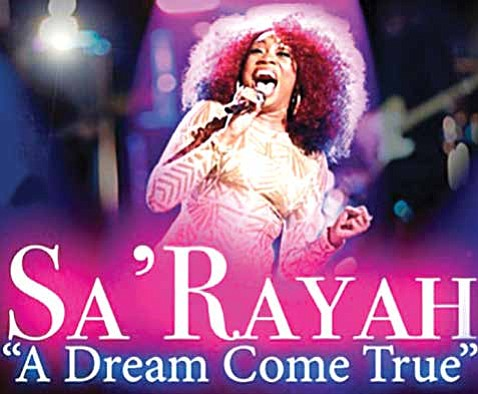 "Chicago, IL – Chicago Native, Sa'Rayah, NBC's The Voice 2016 Finalist, performs a Homecoming Concert ""A Dream Come True"" on ..."