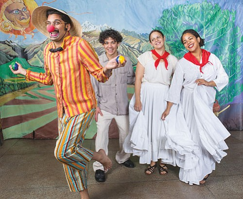 Southeast Portland's Milagro Theater presents a world premier of El Payaso.