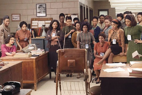 "The opinionated judge Darlene Ortega reviews ""Hidden Figures."""