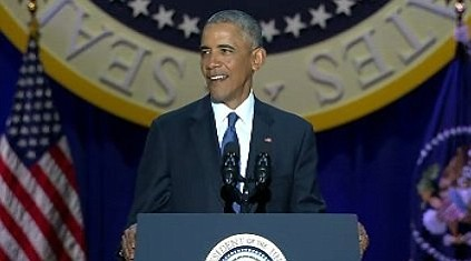 As Barack Obama, the nation's first African-American president, leaves office, he made it abundantly clear in his farewell address that ...