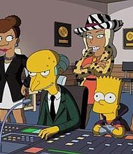 "Taraji P. Henson and Keegan-Michael Key guest star on ""The Simpsons"" Sunday at 8 p.m."