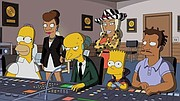 "Taraji P. Henson and Keegan-Michael Key guest star on ""The Simpsons"" Sunday at 8 p.m."
