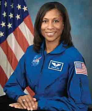 Jeanette Epps will be the first African American astronaut to join the International Space Station (ISS) according to an announcement ...