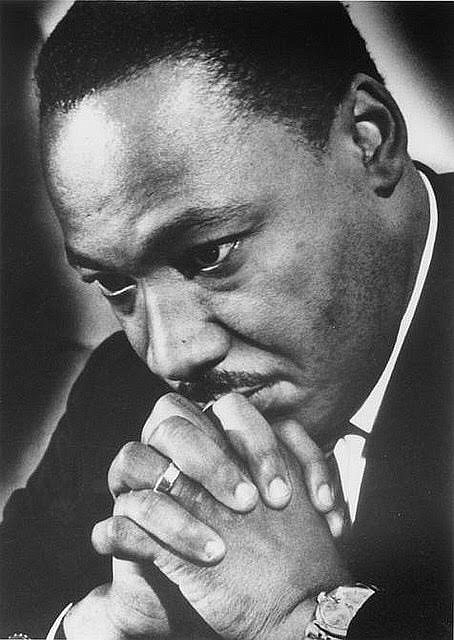 Inevitability was one of Dr. Martin Luther King Jr.'s favorite words, and it would roll from his lips laced with ...