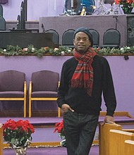 Raymond Burell brings the history of Rev Martin Luther King Jr. visit to Portland's Vancouver Avenue First Baptist Church to life as church historian. Burrell was recently responsible for having the church listed in the National Register of Historic places.