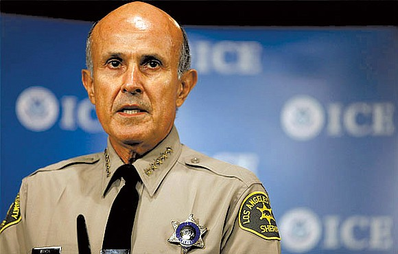 Former Los Angeles County Sheriff Lee Baca was convicted Wednesday of three federal charges for orchestrating a scheme to thwart ...