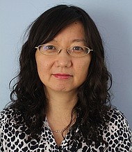Bing Yang, chair of the Chinese Herbal Medicine Department at the New England School of Acupuncture, MCPHS University
