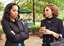 """Anika Noni Rose and Jasmine Guy star in the new BET series """"The Quad."""" - Photo.BET"""