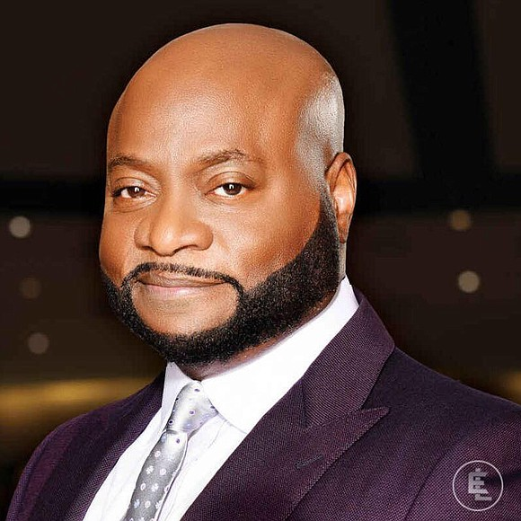 I was hanging out with Bishop Eddie Long one day when he decided to surprise me.