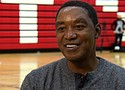 These are tumultuous times in the US. For two-time NBA champion Isiah Thomas, who is a native son of Chicago -- a city plagued by violence and gun crime -- part of the solution is sport.
