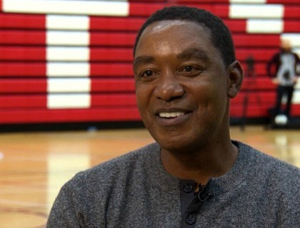 These are tumultuous times in the US. For two-time NBA champion Isiah Thomas, who is a native son of Chicago ...