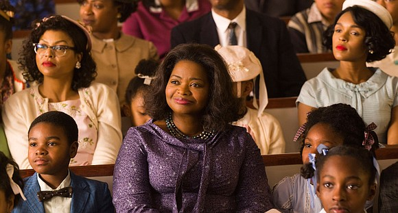 "The Oscar-nominated film ""Hidden Figures"" about the untold story of the black women mathematicians who worked at NASA during the ..."