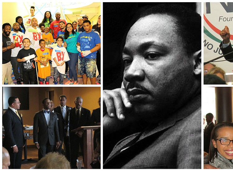 Reflection and Remembrance: Honoring Dr. Martin Luther King, Jr., 2017