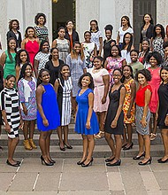 2016 At the Well Young Women's Leadership Academy, Princeton University