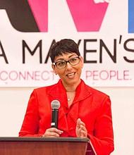 Keynote Speaker Gerri Mason