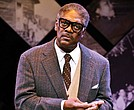 Johnny Lee Davenport as Supreme Court Justice Thurgood Marshall.