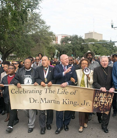 On Monday, January 16th, New Orleans celebrated the 31st Annual Martin Luther King Holiday. The morning event was themed as ...