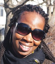 If Tito Jackson is willing to stand up against police brutality, that would be great. It's a huge concern in our community. — Tahia Sykes, Education, Dorchester