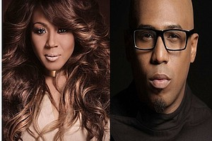 Multiple Stellar Awards and Grammy Award-winning solo artist and radio host Erica Campbell and Multiple Stellar Award winner, songwriter and arranger Anthony Brown