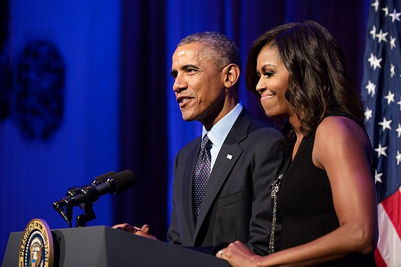 Barack and Michelle Obama will work both in front of and behind the camera in a multi-year production deal with ...
